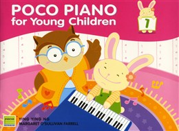 Poco Piano For Young Children - Book 1 Ying Ying Ng